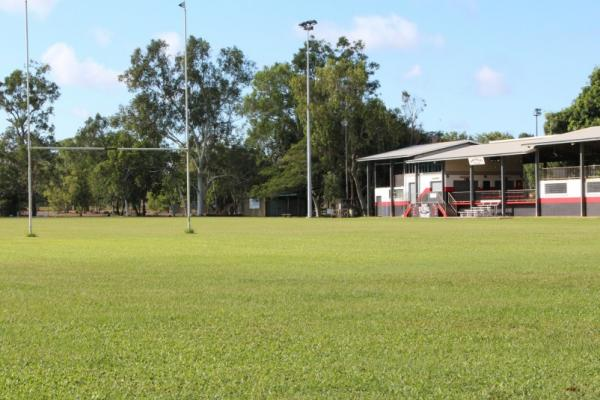 Rugby oval
