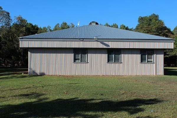 Howard Springs Scout Group Shed